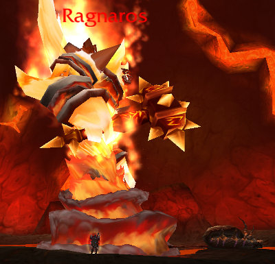 Using a hammer for everything: Ragnaros Approved® since 2004.